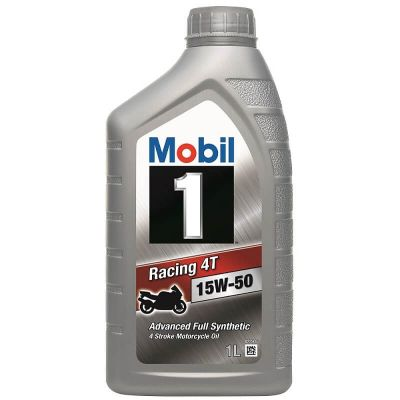 Mobil 1 Racing 4T SAE 15W-50