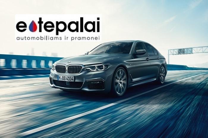 Mobil alyvos BMW automobiliams