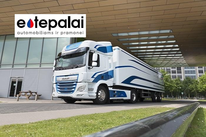 DAF sunkvežimių ir DAF autobusų alyvos