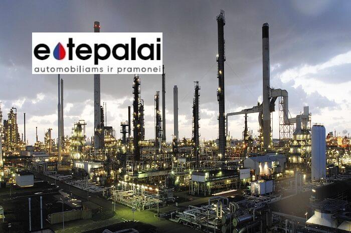 ExxonMobil Chemical pristato naujos kartos PAO bazinę alyvą
