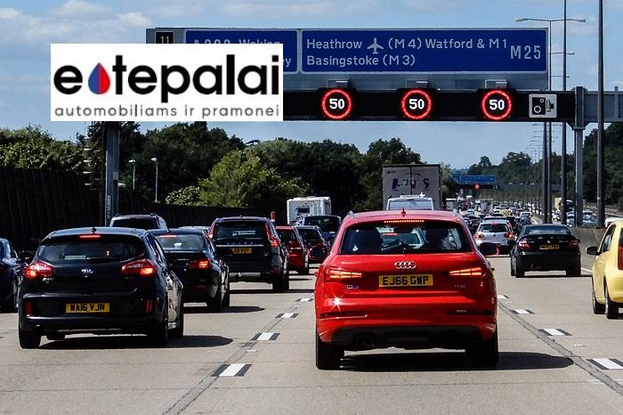 ES automobilių gamintojai reaguoja į ES ir JK prekybos susitarimą